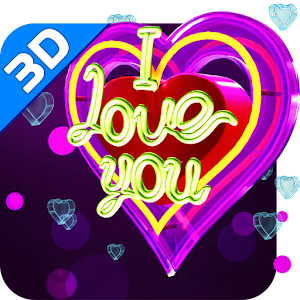 App I Love You 3D Wallpaper APK for Windows Phone Android games and apps