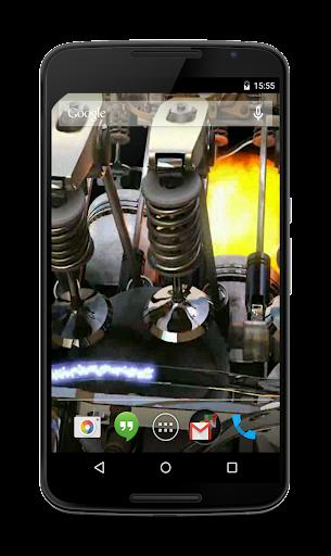 Engine 3D Live Wallpaper  screenshots 3