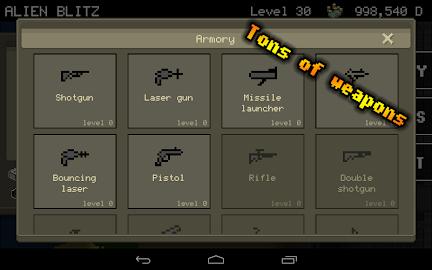 Alien Blitz Screenshot 14