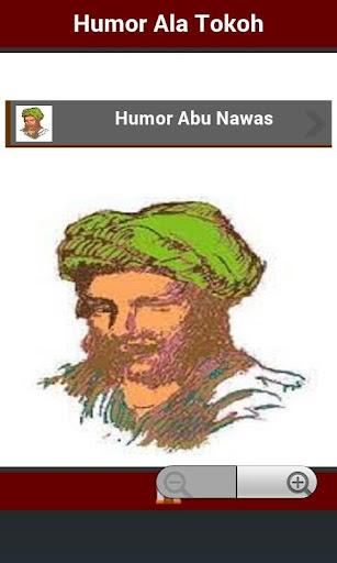Humor Ala Tokoh