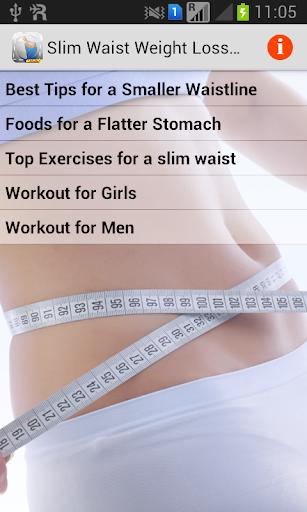 Slim Waist Weight Loss Workout
