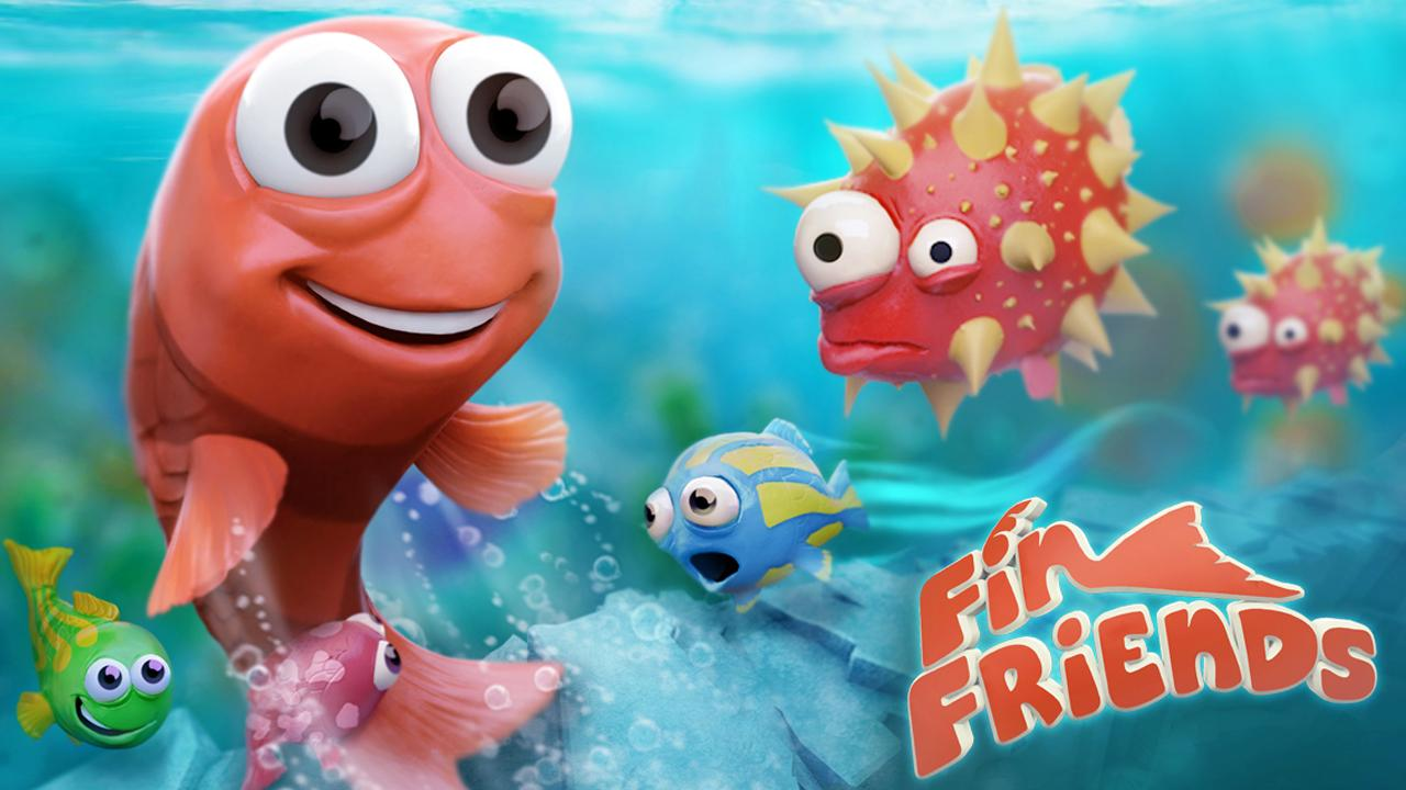 Fin Friends - Fish Adventure- screenshot