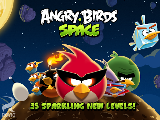 Angry Birds Space Premium v2.1.4 + Mod