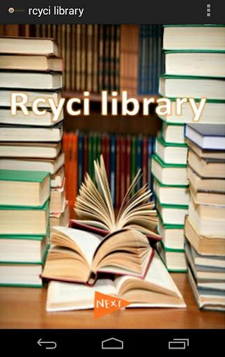 RCYCI Library