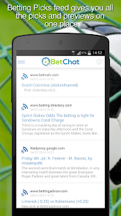 BetChat Messenger - screenshot thumbnail