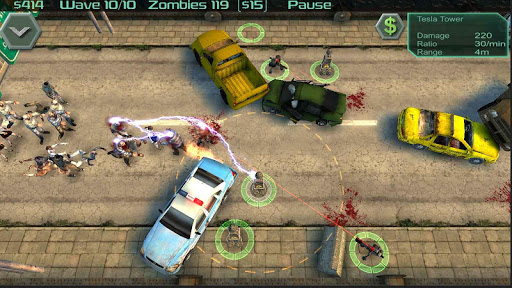 Zombie Defense 12.2 Screenshots 4