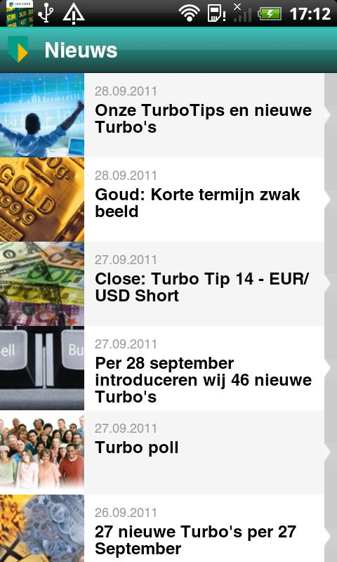 ABN AMRO Turbo - screenshot