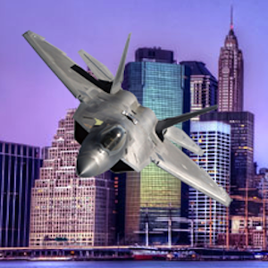 Fighter Jet:Manhattan Invasion for PC and MAC