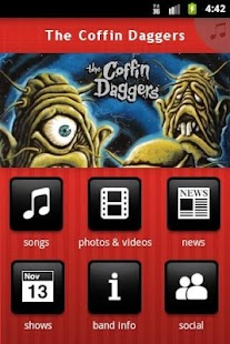 The Coffin Daggers - screenshot thumbnail