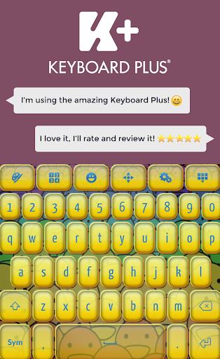 键盘加表情