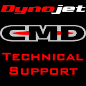 Dynojet CMD Technical Support logo