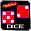 Dice Roller Shaker Roll Cup icon