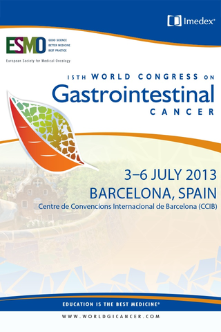 ESMO 15th World Congress