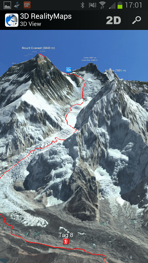 Mount Everest 3D- screenshot