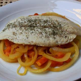 Dijon Fish Fillets.