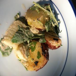 Smokey Grilled Potato and Corn Salad