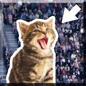 Kitty in the Crowd for PC and MAC