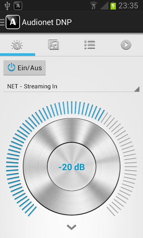 Audionet Music Manager Trial- screenshot