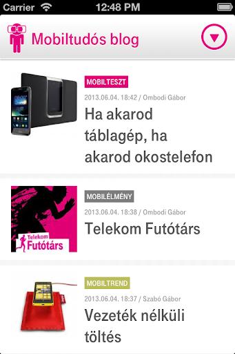 Mobiltudós