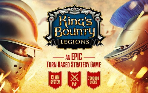 King's Bounty: Legions Screenshot 1