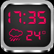 Night Clock Weather Widget 5.0 Icon