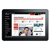 Danish media (Tablet)