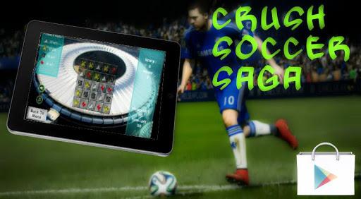 Crush Futebol Saga