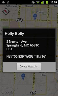 GPS Essentials Contacts Plugin - screenshot thumbnail