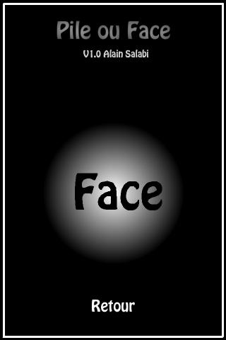 Pile ou Face 1.0 screenshots 2
