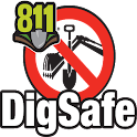 Dig Safe Quick-Ticket icon