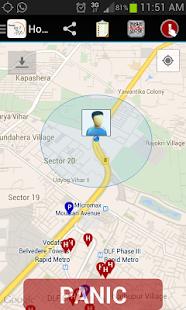 Smart24x7-Personal Safety App Screenshot