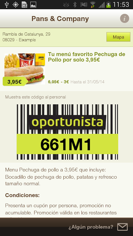Oportunista- screenshot