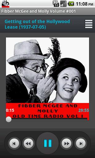Fibber McGee Molly OTR Vol 1