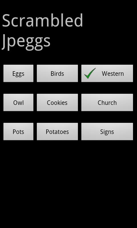 Scrambled Jpeggs- screenshot