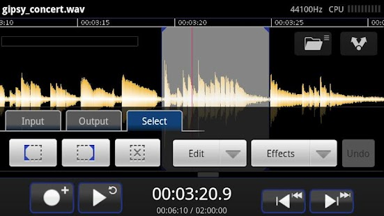 TapeMachine Lite Recorder - screenshot thumbnail