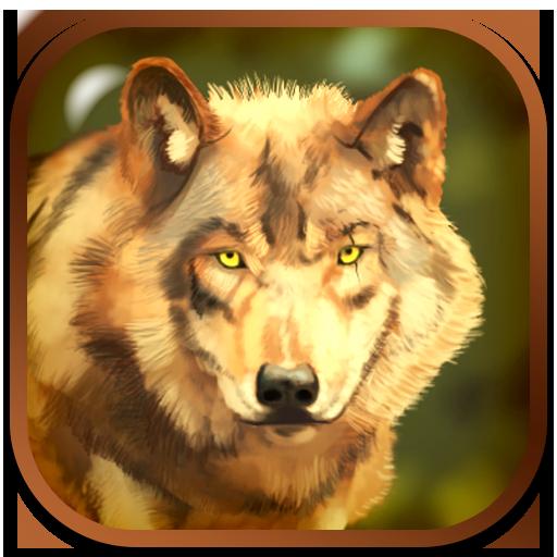 Lone Wolf Keyboard 個人化 LOGO-阿達玩APP