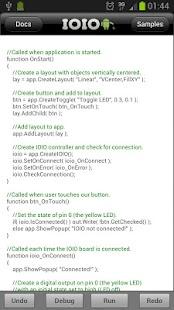 玩免費工具APP|下載IOIO Script - Easy Programming app不用錢|硬是要APP