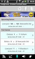 Screenshot of Sunderland - News & Scores