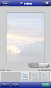 Epson Creative Print - screenshot thumbnail