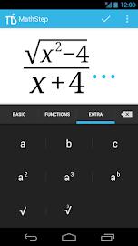 MathStep Screenshot 3