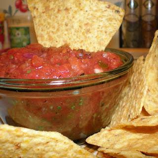Chia's Simple Salsa