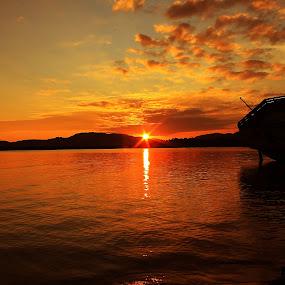 Perikanan by Azay Boyan - Landscapes Sunsets & Sunrises