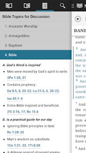 NWT Bible - Pro- screenshot thumbnail