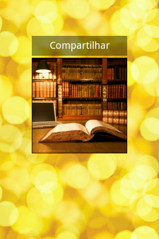 Phrases to share (Portuguese) - screenshot
