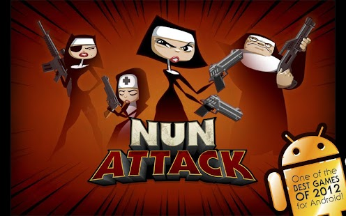 Nun Attack - screenshot thumbnail