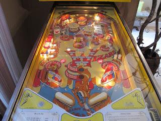 1975 Bally Wizard Pinball Machine