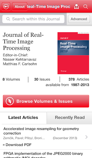 J Real-Time Image Processing