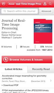 J Real-Time Image Processing - screenshot thumbnail