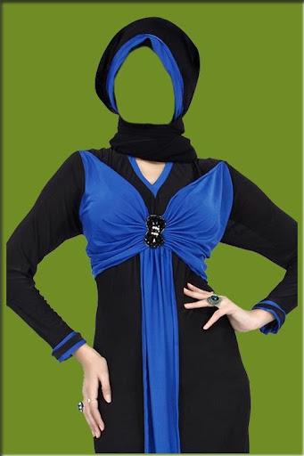 Burqa Woman Fashion Photo