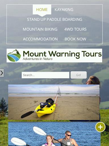 Mount Warning Tours